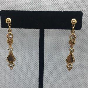 4 for $12: Beautiful Gold Tone Earrings